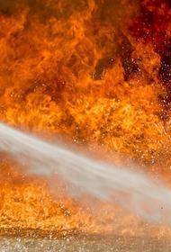 Три человека погибли при пожаре в частном доме в Крыму