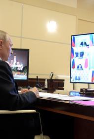 Путин сегодня проведет совещание о возможном продлении нерабочих дней из-за COVID