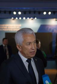 Владимир Васильев заявил о выходе Дагестана на плато по коронавирусу