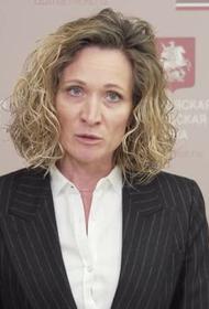 Депутат Мосгордумы объяснила необходимость введения в столице масочного режима
