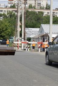 Железнодорожный переезд в Волгограде будет закрыт на ремонт