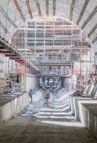 Собянин: До конца года планируется запустить 25 км линий метро