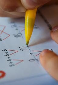 В Министерстве просвещения рекомендуют установить дистанцию между учениками в классе не менее 1,5 метра