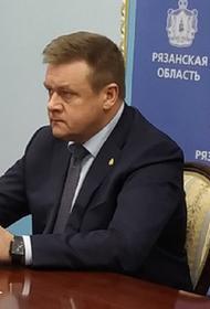 Власти Рязанской области ввели в регионе обязательный масочный режим