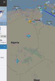 Радары засекли переброску французского иностранного легиона в Ливию?