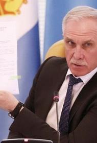 Губернатор Ульяновской области поручил проверить факт вечеринки с участием чиновников