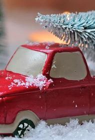 В Чите произошло обрушение крыши супермакета на машину
