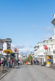 Исландия готова открыть границы для туристов к 15 июня