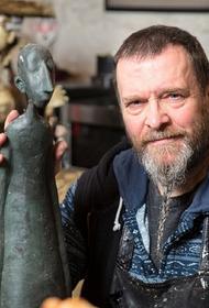 Скульптор, создатель «Петербургского ангела» Роман Шустров скончался