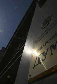 В Думе подготовили предложения в общенациональный план действий по нормализации деловой жизни