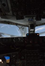 Истребитель F-22 потерпел крушение во Флориде