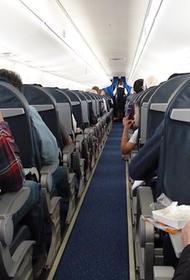 В Санкт-Петербург прибыл вывозной рейс из Антальи