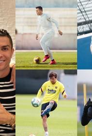 Топ самых интересных инстаграмов футболистов