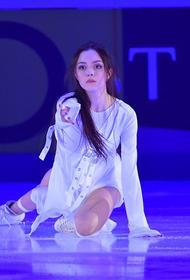 Евгения Медведева обратилась к болельщикам