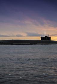 Экипаж подлодки «Князь Владимир»  начал подводные испытания