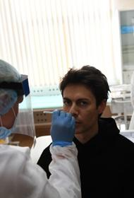 Певец Марк Тишман сдал анализ на антитела к COVID-19 в столичной поликлинике