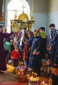 Праздничные богослужения в Сакском районе  в Крыму послужили вспышке очага Covid-19