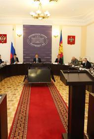 Депутаты ЗСК обсудили пакет вопросов, чтобы включить их в повестку 38-й сессии