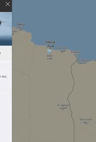Радары засекли переброску военных из ОАЭ в Ливию?