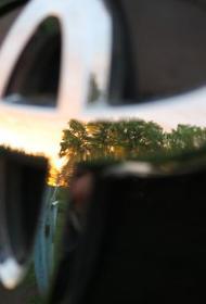 Как в лесу в Челябинске появились десятки новых автомобилей для чиновников