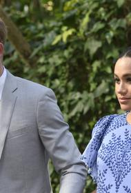Источник сообщил, что принц Гарри и Меган Маркл подружились с певицей Адель