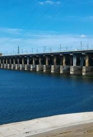 Волжская ГЭС увеличила сбросы воды