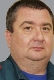 Новый начальник главка МЧС Курганской области выходит на работу после карантина