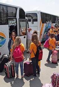 Главу Крыма одолели вопросами из других регионов о летнем курортном сезоне  для организованных групп детей