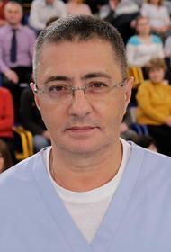 Доктор Мясников объяснил свои слова о смертности от коронавируса «кому положено умереть – помрут»