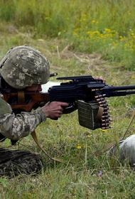 Озвучены возможные признаки будущего наступления армии Украины на ДНР и ЛНР