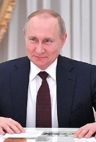 Путин наградил орденами Почета Василия Небензю и Марию Захарову