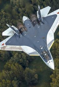 Борисов сообщил об итогах испытаний Су-57. Контракт на поставку 76 истребителей для ВКС РФ выполняется по графику