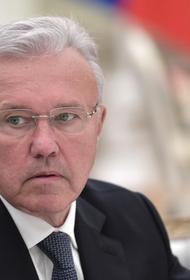 Губернатор Красноярского края Александр Усс призвал власти РФ включить СМИ в перечень пострадавших отраслей