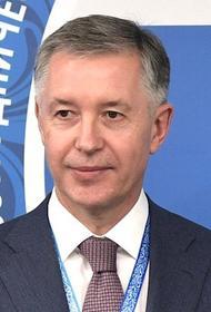 От должности освободили замминистра транспорта Николая Захряпина