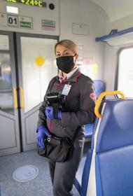 Маски и перчатки можно купить в волгоградских электричках и на вокзалах