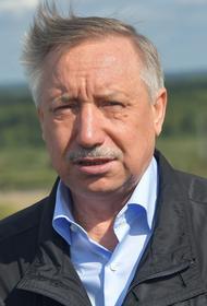 Беглов считает Санкт-Петербург неготовым к снятию ограничений