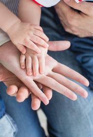 Многодетная семья на Кубани получила помощь