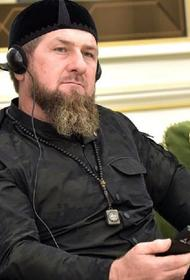 В «Ахмате» рассказали о самочувствии Рамзана Кадырова