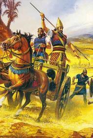 В Сирии воевали ещё до нашей эры. Митанни – древняя империя Востока