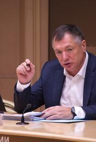 Вице-премьер РФ Хуснуллин похудел «благодаря коронавирусу»