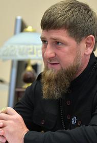 В  мечети Грозного состоялась единственная в республике праздничная молитва