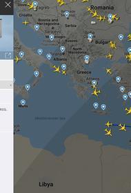 Военный транспортник ВВС Кении снова летит в Ливию?