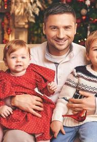 Сергей Лазарев пояснил, почему редко показывает детей