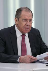 Сергей Лавров рассказал о режиме полетов над «кинжалом в сердце Европы»
