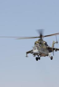 Названа предварительная причина авиакатастрофы вертолета Ми-8 на Чукотке, в которой погибли четыре человека