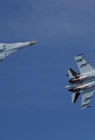 Летчик-испытатель оценил перехват самолета  США российскими Су-35