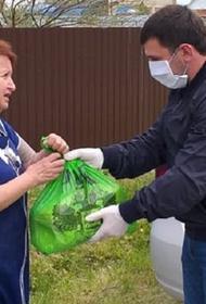 Волонтеры будут получать за оказание помощи в период пандемии 12 тысяч рублей ежемесячно