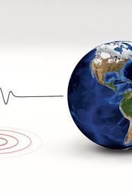 В Японии случилось землетрясение магнитудой 5,2
