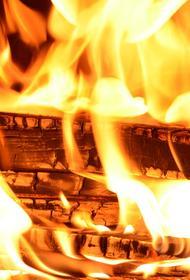 В Крыму произошел пожар в частном доме, скончался ребенок