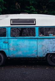В Мурманске автобус сбил пенсионерку, женщина доставлена в больницу